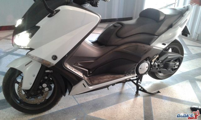 yamaha tmax 530 2013 ded 2014 annonces motos au maroc. Black Bedroom Furniture Sets. Home Design Ideas