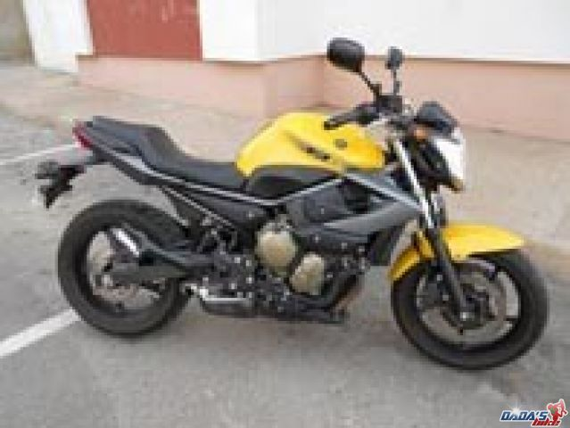 yamaha xj6 600cm a vendre annonces motos au maroc. Black Bedroom Furniture Sets. Home Design Ideas